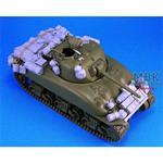 M4A1 Sherman Stowage Set