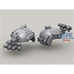 Ops-Core FAST Ballistic Maritime Helmet 1/35