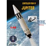 JUPITER US Air Force Rocket PGM 19