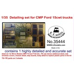 Detailing set for CMP Ford 15 cwt trucks