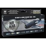 Model Air Set: US Navy Aircraft