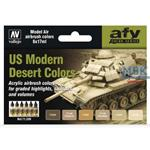 Model Air Set US Modern Desert Colors