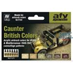 MA71211 Model Air Set British Caunter Colors