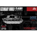 E-75 Heavy Tank with 88mm Gun - Pro Edition