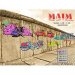 Urban Graffiti Decals - Set No. 7 / 1:48 - 1:16