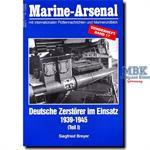Deutsche Zerstörer im Einsatz 1939-1945 (Teil 1)