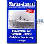 Die Zerstörer der HAMBURG-Klasse -Die letzten ihre