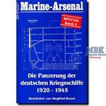 Die Panzerung der deutschen Kriegsschiffe 1920-194