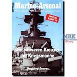 Die schweren Kreuzer der Kriegsmarine