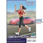 Jogging some Miles. Tyra 1/24