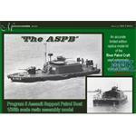 """Assault Surface Patrol Boat """"ASPB"""" 1:35"""