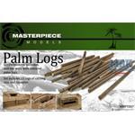 Palm Logs 1:35