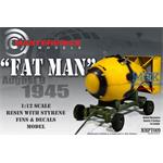 Fat Man Atomic Bomb 1:12