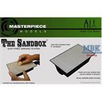 The Sandbox – Dust Free Sanding System