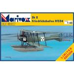Friedrichshafen Sk2 flying boat Swedish version.
