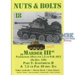 #18 - Sd.Kfz.138 - Marder III H #2 & 7,5cm Pak 40