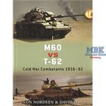 M60 vs T-62 Cold War Combatants 1956–92