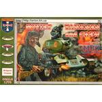 Soviet Tankmen and Crew (Summer Uniform)