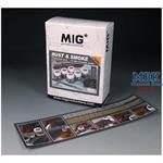 P227 Rust & Smoke Pigment SET + Guid