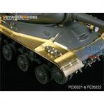 Russian JS-2 Tank Fenders (für Tamiya)