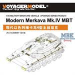 Merkava Mk.IV MBT (für Academy)