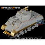 M4/M4 DV mid Tank (für Dragon/Tamiya)