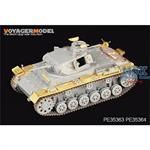 Pz. III Ausf. E/F (für Dragon)