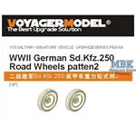 Sd.Kfz.250 Roadwheels Pattern 2