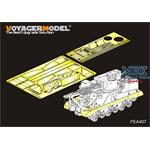 M31 tank recovery vehicle Track Covers (TAK2088)