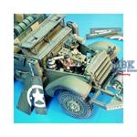U.S. Troop Carrier Halftrack – engine set