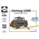 Unimog U406 DoKa Military Airport Tug 1/72