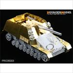 Sd.Kfz.165 Hummel early Professional Set