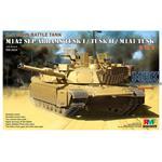 M1A2 Abrams TUSK I / TUSK II / M1A1 3in1