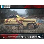 SdKfz 250/1 NEU