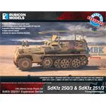 SdKfz 250/251 Expansion Set - SdKfz 250/3 & 251/3
