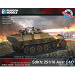SdKfz 250/251 Expansion - 251/16 Ausf C/D