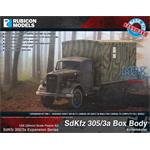 SdKfz 305/3a Expansion Set - Einheitskoffer