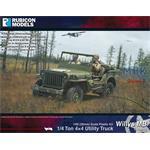 Willys MB ¼ ton 4x4 Truck (US Standard)