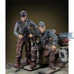 Stug crew at rest (WWII)
