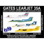 Learjet 35A (ADAC, Aeromed, AirNet, Bavaria)