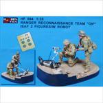 OIF Ranger Recon Team w/Robot