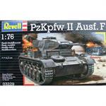 PzKpfw II Ausf. F (1:76)