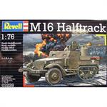 M16 Halftrack (1:76)