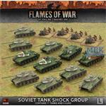 Flames Of War: Soviet Tank Shock Group