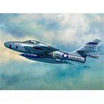 Republic RF-84F Thunderflash photo reconnaissance