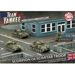 Team Yankee: Scorpion or Scimitar Troop