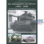 Tankograd Bundeswehr Anfangsjahre des Heeres 1955-