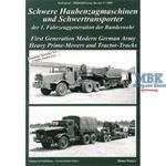 Tankograd Bundeswehr Schwertransporter