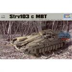 Swedish Strv.103C Main Battle Tank
