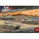 Team Yankee: 2S1 Carnation Battery